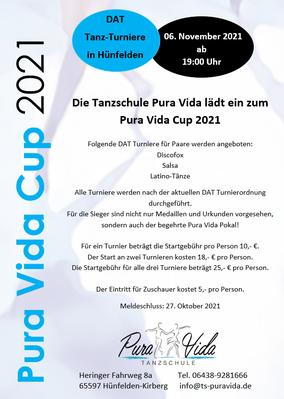 Pura Vida Cup