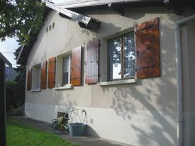 Volets, portes de garage battantes, portes de garage sectionnelles, portes de service, grilles de défense