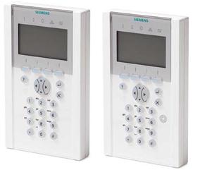 Vanderbilt LCD-Komfort-Bedienfeld presented by SafeTech