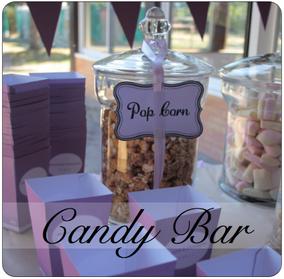 candy bar bar à bonbons mariage baptême anniversaire marié baby pop's party baby shower fête naissance friandises idée thème