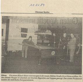 Dürener Kurier 11.01.1989