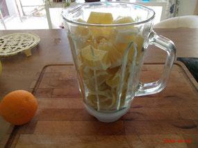 recette citrons confits
