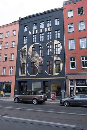 ※8:ジェントリフィケーション現象でスタジオとして再生化した建物。