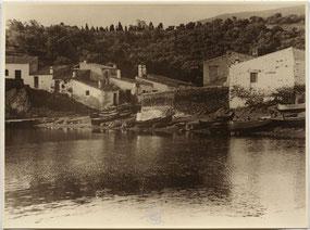 増築前の初期のポルトリガトのダリの家。