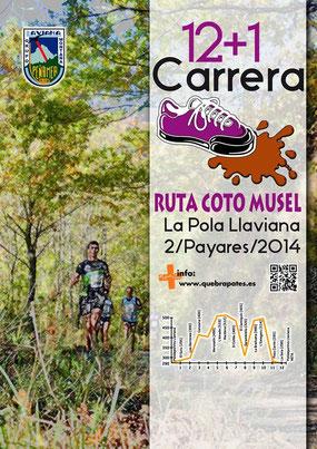 XIII CARRERA COTO MUSEL - Pola Laviana, 02-11-2014