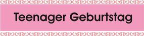 Label Teenagergeburtstag ELA EIS Düsseldorf