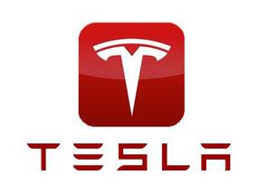 tesla motors логотип
