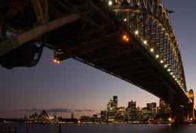 Sydney Harbour, Milsons Point,Opera,Harbour Bridge, Australia, Sydney