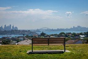 Sydney, Dudley Page Reserve, Dover Heights, Sydney Harbour, Sydney Skyline, Skyline, Harbour Bridge, Opera