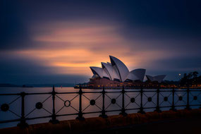 Sydney, Opera, Sydney Harbour, Sunrise, Skyline