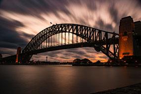 Sydney Sunset Spots, Sonneuntergangsplätze in Sydney, Sunset Kirribilli, Opera, Sydney, Sydney Harbour