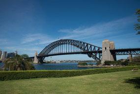 Sydney, Harbour Bridge, Skyline, Kirribilli, Mary Booth Lookout, Australia
