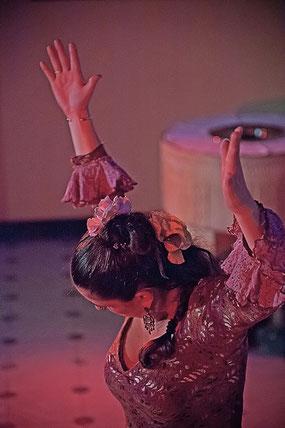 Macandé Tänzerin