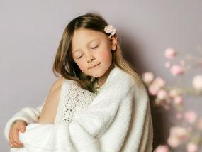 entspanntes Kind