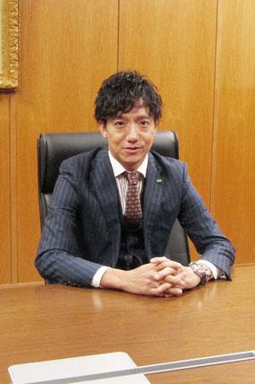 代表取締役社長 小野優