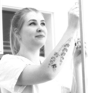 Tiermedizinische Fachangestellte: Corinna Dräger