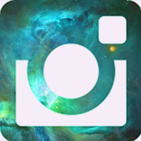 instagram galaxy art stars