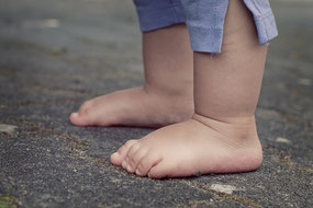 Therapie nach Bobath für Säuglinge