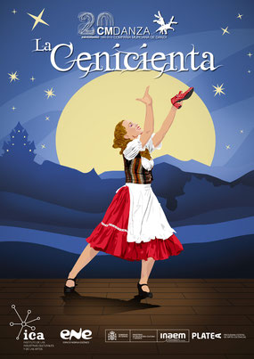 """La Cenicienta"" - Cartel -"