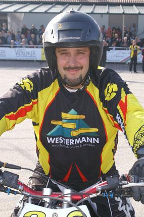 Platz 2:  Holger Schmitt (MSC Puma Kuppenheim)