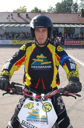 Platz 3:  Benjamin Walz (MSC Puma Kuppenheim)