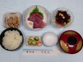 夕食(参考)