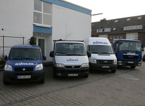 Kühler vehicles