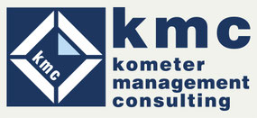 kmc kometer management consulting Logo