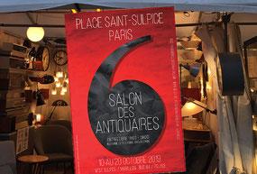 Foire Saint Sulpice 2019