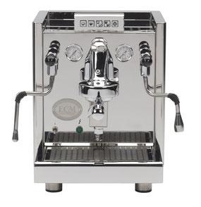 ECM Elektronika II profi Espressomschine Siebträger Weilheim