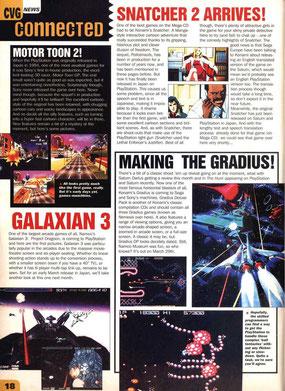 Galaxian 3 (GH-28 model)