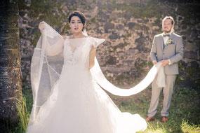 Hochzeit von Anna & Mattihas
