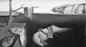 ©Salvador Dalí, La Persistance de la mémoire, 1931.