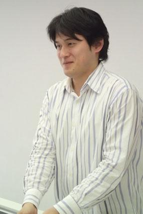 4.笑顔美人についてのショートトーク  栗原雄一  今後の研究発表に期待!