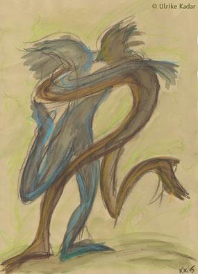 Workshop Tango Sistemico, Ulrike Kadar und Thomas Wagner