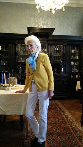 Rita Issberner-Haldane, Foto: Beatrix van Ooyen