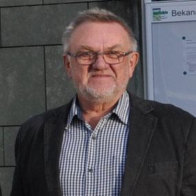 Dieter Bräutigam, 1. Vorsitzender des Vereinsrings Hirschberg e.V.