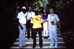 (1986年 IFLA理事会ジャマイカ)