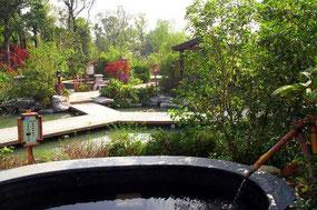 温泉リゾート露天風呂