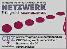 Zusätzlich finden sie wichtige Weblinks unter www.erfolgreich-alleinerziehend.de
