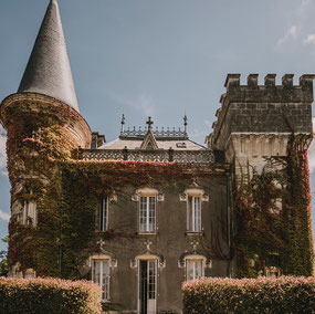 Castillo Bella Epoca en las Landas en Linxe 40