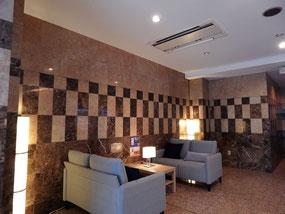 川崎 ホテルJクラブ ロビー