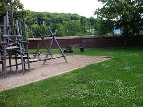 Spielplatzbau