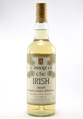 A Drop Of The Irish - Single Malt Whiskey
