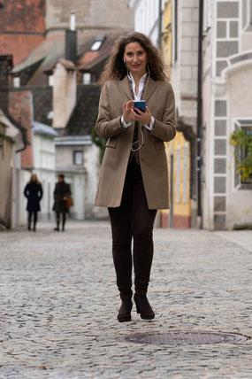 Michaela Lechner, Kinesiologin, Referentin, Beraterin