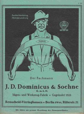 J.D.Dominicus & Söhne G.m.b.H.