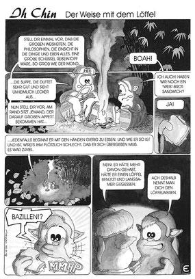 Ih Chin Comic 1