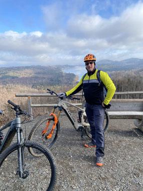 Oliver Göcke Gesellschafter Harzer E-Bike Verleih