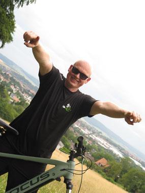Martin Silberborth Gesellschafter Harzer E-Bike Verleih