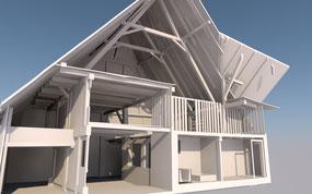 Bauernhaus Eriswil (ArchiCAD)